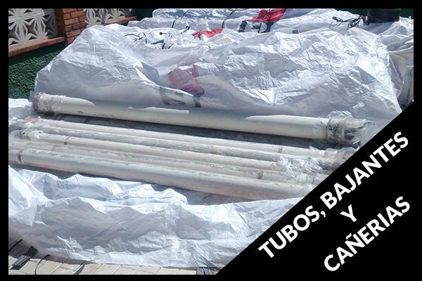 TUBERIAS-CAÑERIAS-BAJANTES-CIUDAD-REAL