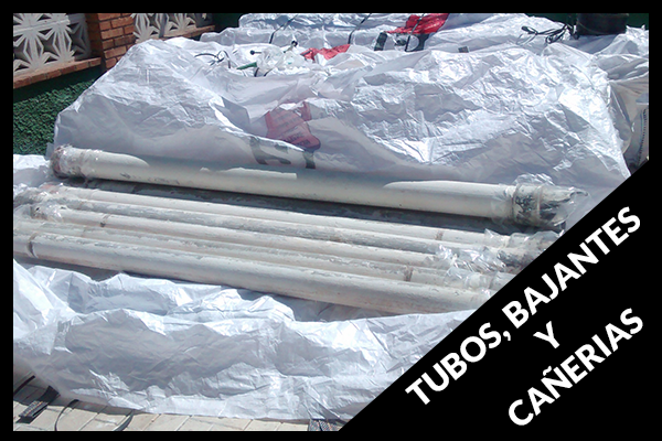 TUBERIAS-CAÑERIAS-BAJANTES-TOLEDO